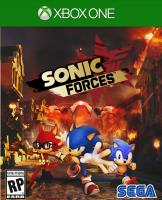 игра Sonic ForcesXbox One