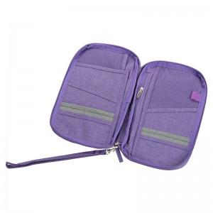 фото Органайзер для путешествий AviaTravel+, фиолетовый #2