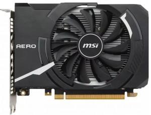 Видеокарта MSI GeForce GTX1050 2GB DDR5 Aero ITX OC (GTX_1050_AERO_ITX_2G_OC)