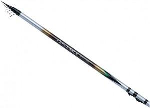 Удилище с кольцами Shimano Vengeance AX 4 м TEGT5-400,  4-20 г (VAXTEGT540)