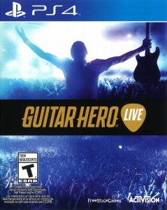 игра Guitar Hero Live PS4