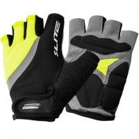 Велосипедные перчатки короткие BH Slite Short AMA Yellow S (BH 556000665)