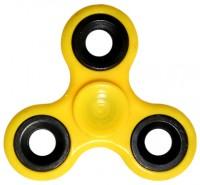 Подарок Спиннер с утяжелителем на подшипнике, желтый