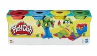 Набор из 4-х мини баночек Play-Doh