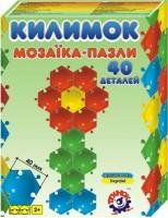 Іграшка мозаїка-пазли 'Килимок ТехноК'