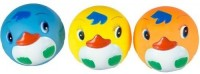 Набор для игры в ванной: 3 цветных мячика