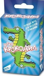 Настольная игра Dream Makers 'Крокодил. Cards'