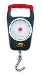 Весы ручные механические Lineaeffe 22 круглые + рулетка (7599904)