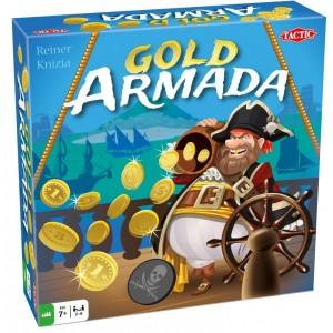 Настольная игра Tactic 'Золотая Армада' (54553)