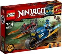 Конструктор LEGO Ninjago 'Пустынная молния' (70622)