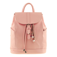 Кожаный рюкзак BlankNote 'Олсен' Барби (BN-BAG-13-barbie)