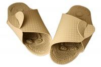 Тапочки массажные 'Релакс' с шипами закрытые S (размер 36) (MS-1250)