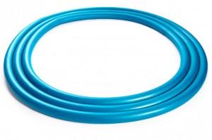 Обруч гимнастический утяжеленный Onhillsport 2 кг 100 см (ON-0108-1)