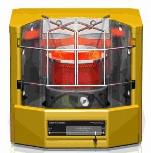 Автономный обогреватель на жидком топливе Aeroheat НА S2600(TR-1620)