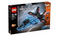 Конструктор LEGO Technic 'Сверхзвуковой истребитель' (42066)