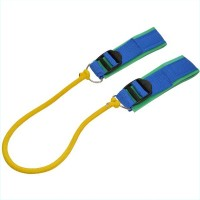 Эспандер для ног Стройняшка 1  средней упругости (OnhillSport) (SP-0526)