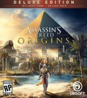 игра Ключ для Assassin's Creed: Origins Deluxe Edition