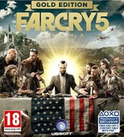 игра Ключ для Far Cry 5 Gold Edition (Uplay)