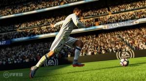 скриншот  Ключ для FIFA 18 #3