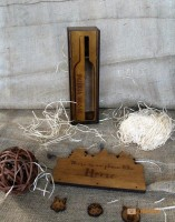 Подарок Коробка для вина 'In vino veritas'