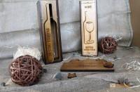 Подарок Коробка для вина