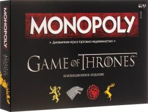 Настольная игра 'Монополия. Игра Престолов'