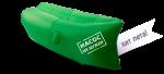фото Надувной диван зеленый (Lamzac) #2