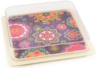 Тарелка для хранения пищи Fissman Purpur 16x16x3 см (AY-8954.16)