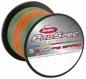 фото Шнур Berkley Pro Spec 5x10 PE Braid 450m 0,25mm 24.6kg (1383710) #2