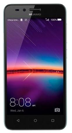 Смартфон Huawei Y3 2 Dual Sim Black (LUA-U22 black)