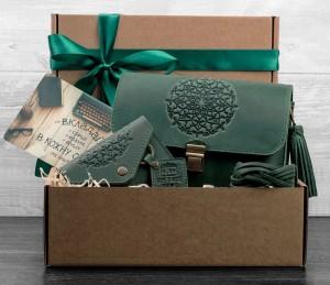 Подарок Набор аксессуаров BlankNote 'Монреаль' (BN-set-access-15)