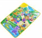 Развивающий коврик `Веселый зоопарк музыкальный` (2969)