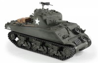 Танк р/у `Heng Long M4A3 Sherman` (3898-1)