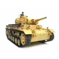 Танк р/у `Heng Long Tauch Panzer III Ausf.H` (3849-1)