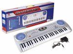 Детское пианино-синтезатор с микрофоном (SD-5490)