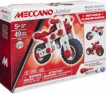 Конструктор мотоцикл Meccano `Junior Spin Master` (6026957)