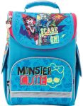 Рюкзак школьный каркасный (ранец) 501 'Monster High' (MH17-501S)