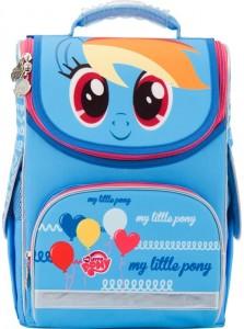 Рюкзак школьный каркасный (ранец) 501 'My little pony-2' (LP17-501S-2)