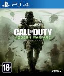 игра Call of Duty: Modern Warfare Remastered PS4