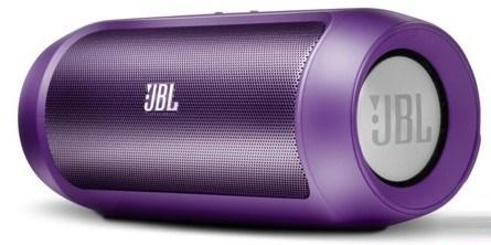 Акустическая система JBL Charge 2, Purple (JBL-CHARGEII/PUR-EU)