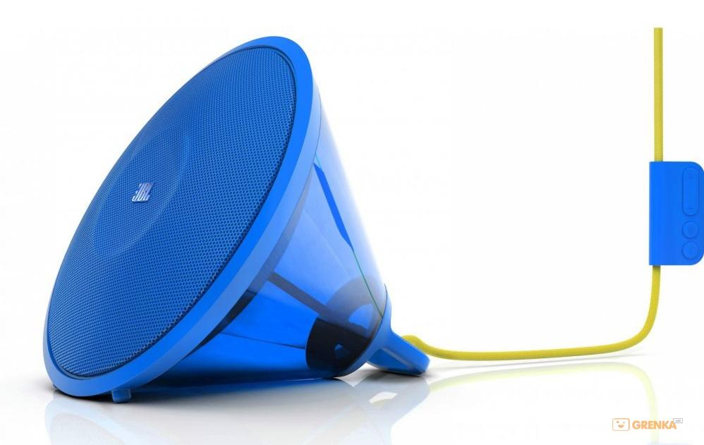 Акустическая система JBL Spark, Blue (JBL-SPARKBLUEU)