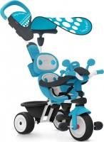 Детский металлический велосипед Smoby 'Комфорт' Голубой (740601)
