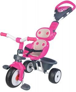 Детский металлический велосипед Smoby 'Комфорт' Розовый (740600)