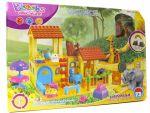 Конструктор `Зоопарк` (JDLT 5016)