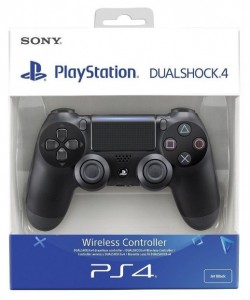 фото Dualshock 4 для Sony PlayStation 4 Black version 2 #5