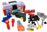 Игровой набор инструментов  в чемодане (2059)