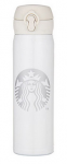 Подарок Термоc Starbucks, белый, 500 мл (NH500)