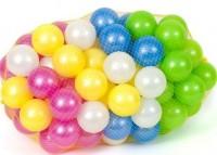 Шарики перламутровые в сетке `96 шт., 70 мм` (00469)