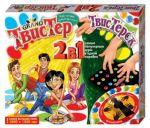Игра Danko Toys 'Твистер плюс Твистерок' (4423)