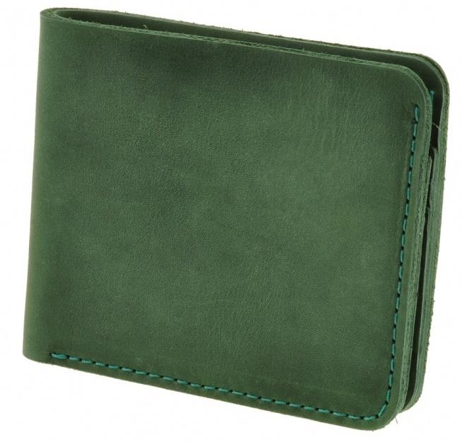 Купить Портмоне BlankNote 4.1 Изумруд (4 кармана) (BN-PM-4-1-iz), БланкНот
